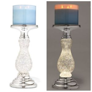 BBW Light Up Candle Pedestal